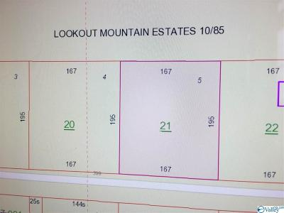 Cedar Bluff Residential Lots & Land For Sale: Lot # 5 County Road 682