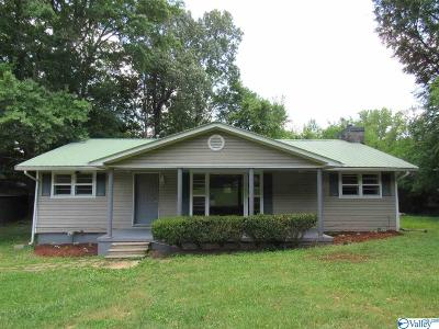 Guntersville Single Family Home For Sale: 5339 Alabama Highway 79