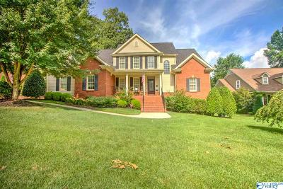 Meridianville Single Family Home For Sale: 205 White Picket Trail