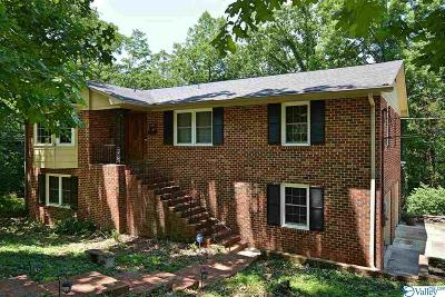 Huntsville Single Family Home For Sale: 2212 Briarcliff Road