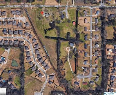 Huntsville Residential Lots & Land For Sale: 1042 Douglass Road