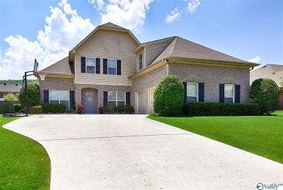 Owens Cross Roads Single Family Home For Sale: 6706 Zach Lane