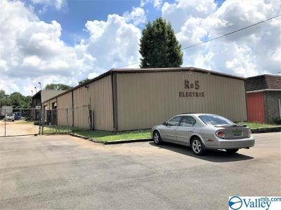 Huntsville Commercial For Sale: NW Jordan Lane