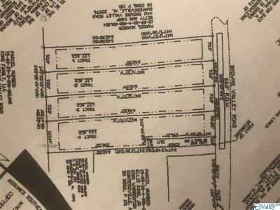 Guntersville Residential Lots & Land For Sale: Track #2 Browns Valley Road