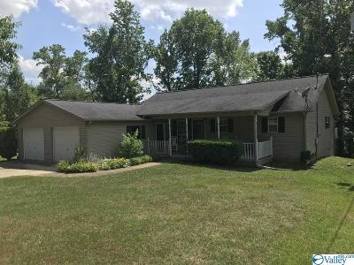 Cherokee County Single Family Home For Sale: 1020 County Road 112