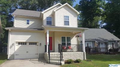 Guntersville Single Family Home For Sale: 237 Riverbend Circle