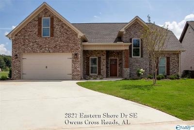 Huntsville Single Family Home For Sale: 2827 Eastern Shore Drive