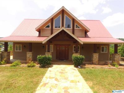 Marshall County, Jackson County Single Family Home For Sale: 662 Preston Island Cir