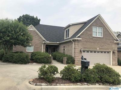 Guntersville Single Family Home For Sale: 167 Oak Crest Drive