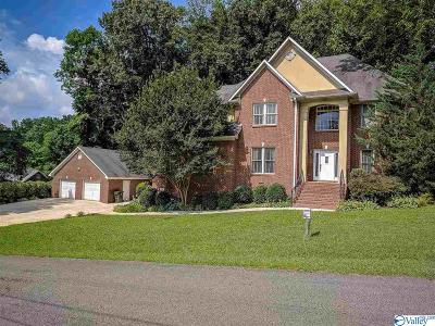 Huntsville Single Family Home For Sale: 100 Rhonda Terrace