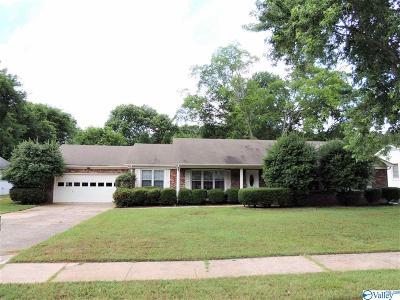 Single Family Home For Sale: 9008 Cannstatt Drive