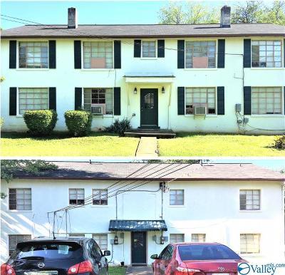 Huntsville Multi Family Home For Sale: 1122 Wellman Avenue