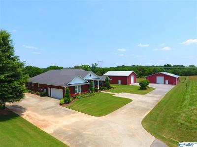 Limestone County Single Family Home For Sale: 28493 Wooley Springs Road