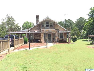 DeKalb County Single Family Home For Sale: 21374 Alabama Highway 117