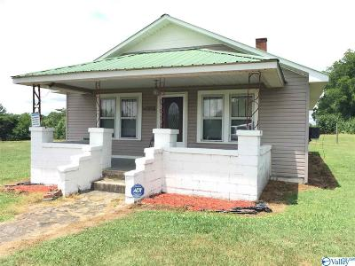 DeKalb County Single Family Home For Sale: 21323 Alabama Highway 117