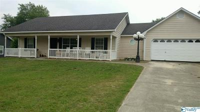 Marshall County, Jackson County Single Family Home For Sale: 912 Edgemont Circle