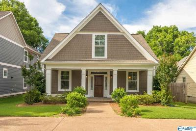 Huntsville Single Family Home For Sale: 1004 McClung Avenue