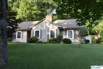 Guntersville Single Family Home For Sale: 1905 Sunset Drive