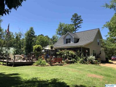 Single Family Home For Sale: 1275 County Road 642