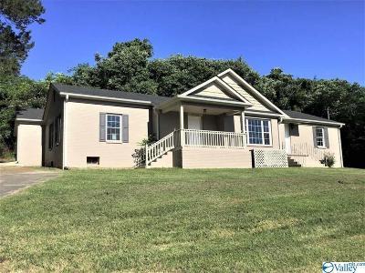Huntsville Single Family Home For Sale: 10101 Memorial Pkwy