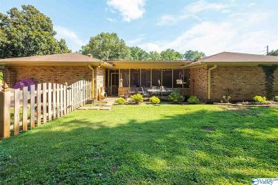 Huntsville Single Family Home For Sale: 202 Homewood Drive