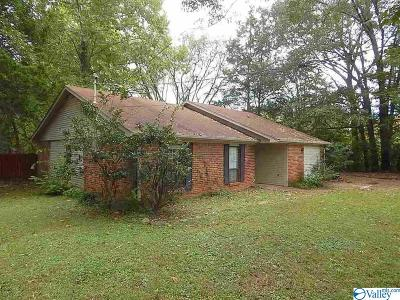 Huntsville Single Family Home For Sale: 1111 Club View Drive