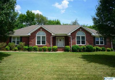 Meridianville Single Family Home For Sale: 117 Forrest Lane