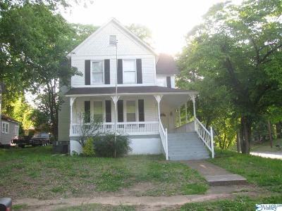 Decatur Single Family Home For Sale: 201 4th Avenue