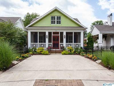 Huntsville Single Family Home For Sale: 1018 McClung Avenue