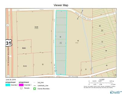Arab Residential Lots & Land For Sale: 584 5th Street
