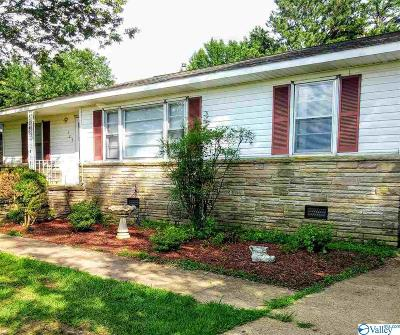 Arab Single Family Home For Sale: 526 Guntersville Road