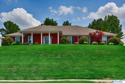 Harvest Single Family Home For Sale: 127 Faith Loop