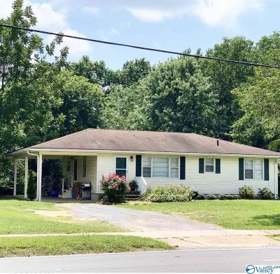 Arab Single Family Home For Sale: 104 Guntersville Road
