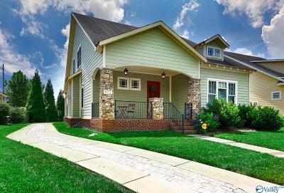 Huntsville Single Family Home For Sale: 6312 Midtowne Lane