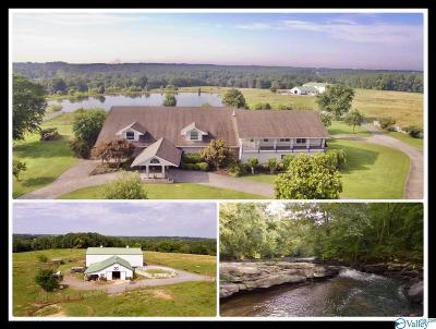 Marshall County Farm For Sale: 3519 Hustleville Road