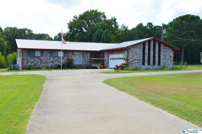 Cherokee County Single Family Home For Sale: 1010 Alexis Road