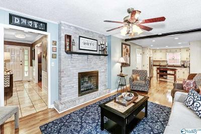 Huntsville Single Family Home For Sale: 1311 Big Cove Road
