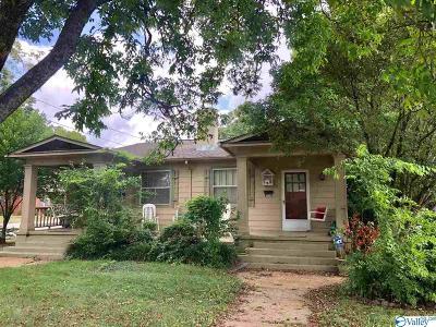 Huntsville Multi Family Home For Sale: 1001 And 1003 Locust Avenue