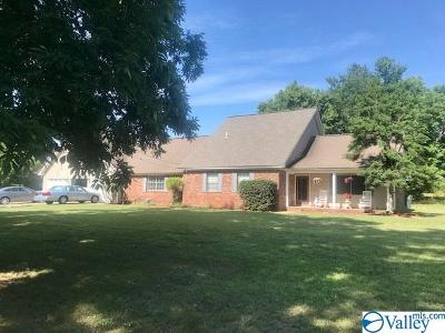 Albertville Single Family Home For Sale: 490 Dixon Road