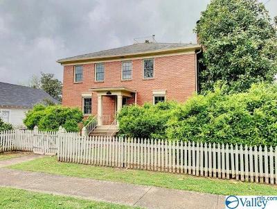 Athens Single Family Home For Sale: 100 S Houston Street