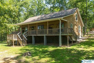 Marshall County, Jackson County Single Family Home For Sale: 350 County Road 720