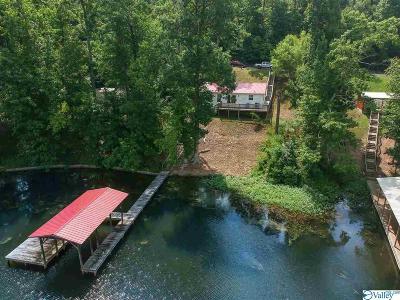 Marshall County, Jackson County Single Family Home For Sale: 415 Pine Island Point
