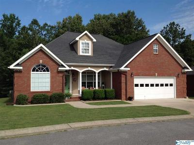Hokes Bluff Single Family Home For Sale: 2290 Cypress Bend Circle