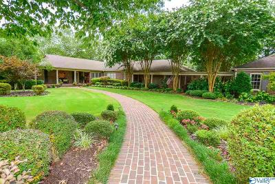 Single Family Home For Sale: 2312 Greenbriar Lane