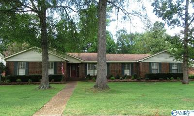Decatur Single Family Home For Sale: 1016 Way Thru The Woods