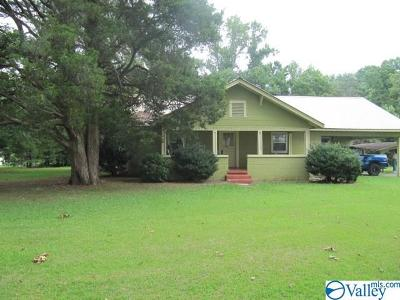 Marshall County, Jackson County Single Family Home For Sale: 335 Ellis Road
