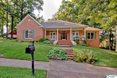 Madison Single Family Home For Sale: 100 Overton Road