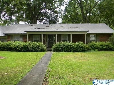 Decatur AL Single Family Home For Sale: $184,900