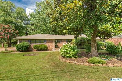 Huntsville Single Family Home For Sale: 5821 Criner Road