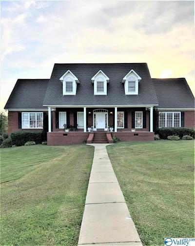 Hokes Bluff Single Family Home For Sale: 220 Fox Chase Drive
